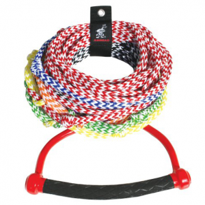 Буксировочный фал AirHead 8Section Water Ski Rope AHSR-8