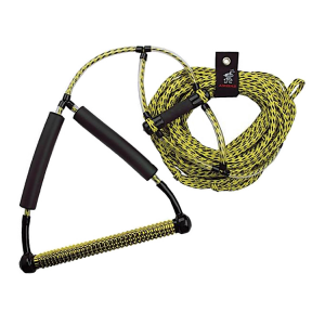 Буксировочный фал Wakeboard Rope with PHAT GRIP AHWR-1